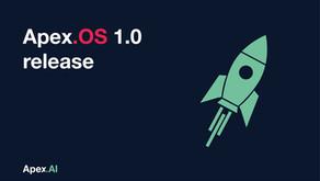 Apex.OS 1.0 Release