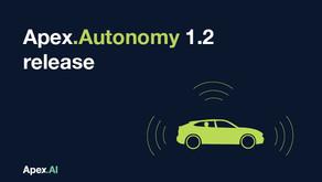 Apex.Autonomy 1.2 Release