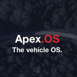 Apex.OS - The vehicle OS.