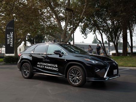 Autoware does Autonomous Valet Parking!