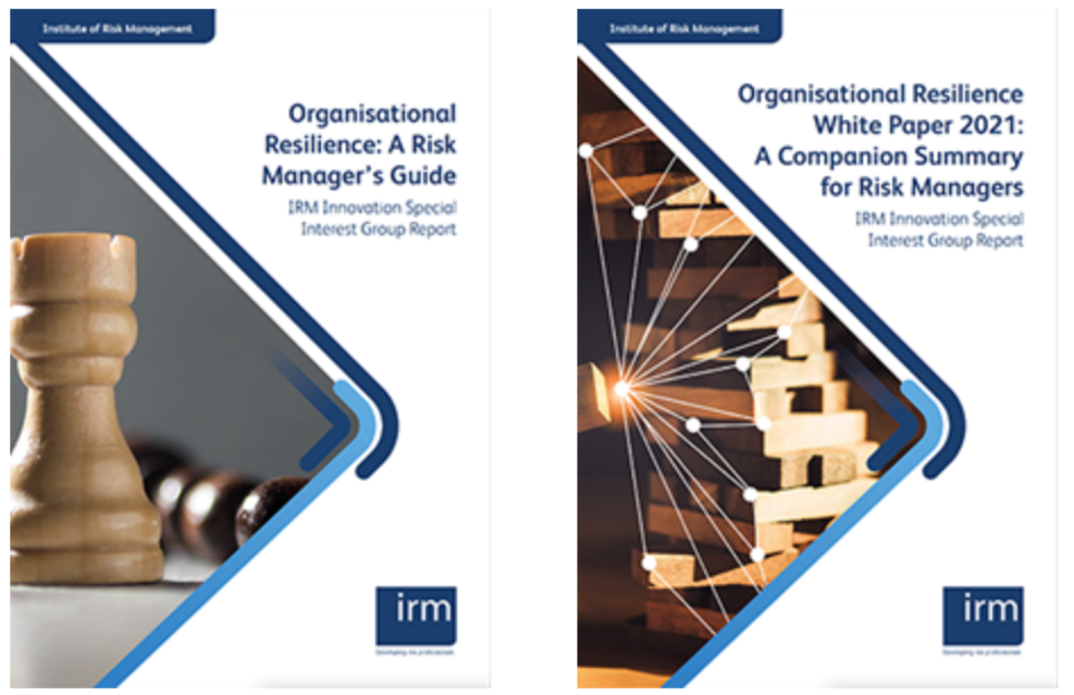 IRM Organisational Resilience