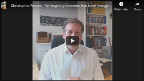 Christopher Reeves - Reimagine elements that have changed the world