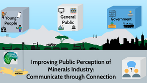 Lucy Crane & Ben Lepley – Public Perception of the Minerals Industry: Communicate through Connection