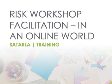 Online Workshop Facilitation