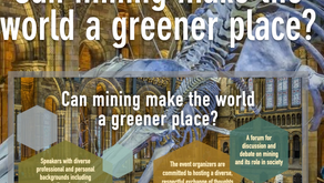 Can mining make the world a greener place?