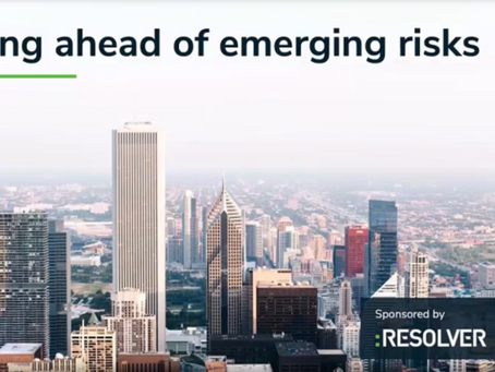 How to Stay Ahead of Emerging Risks