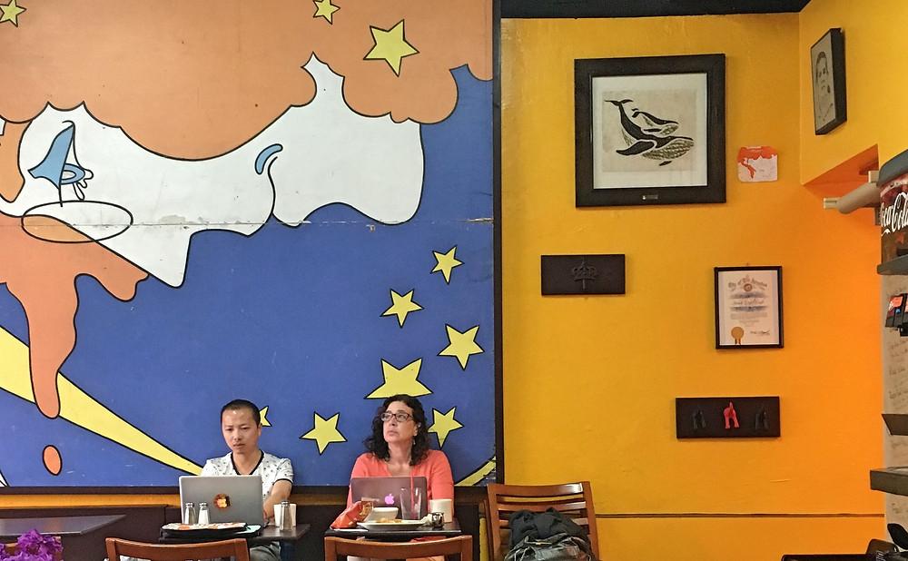 Street Level Cafe - Echo Park | Sunburn in Seattle