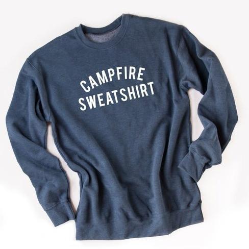 Campfire Sweatshirt | Sunburn in Seattle
