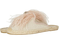 Soludos Feather Mule