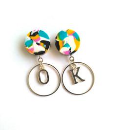Etsy OK Earrings