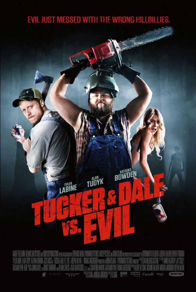 Tucker & Dale vs. Evil | Sunburn in Seattle