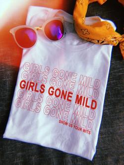 Etsy Girls Gone Mild Tshirt