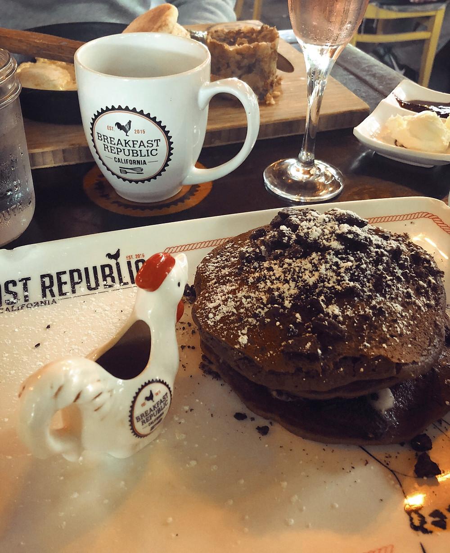 Breakfast Republic   Sunburn in Seattle