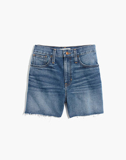 Madewell Perfect Jean Shorts
