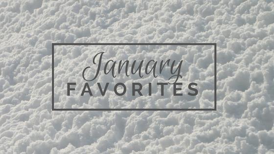 January Favorites | Sunburn in Seattle