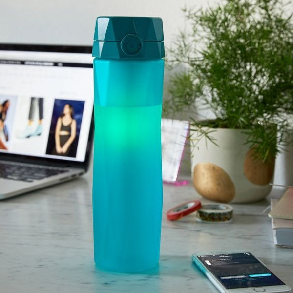 Hidrate Smart Water Bottle | Sunburn in Seattle