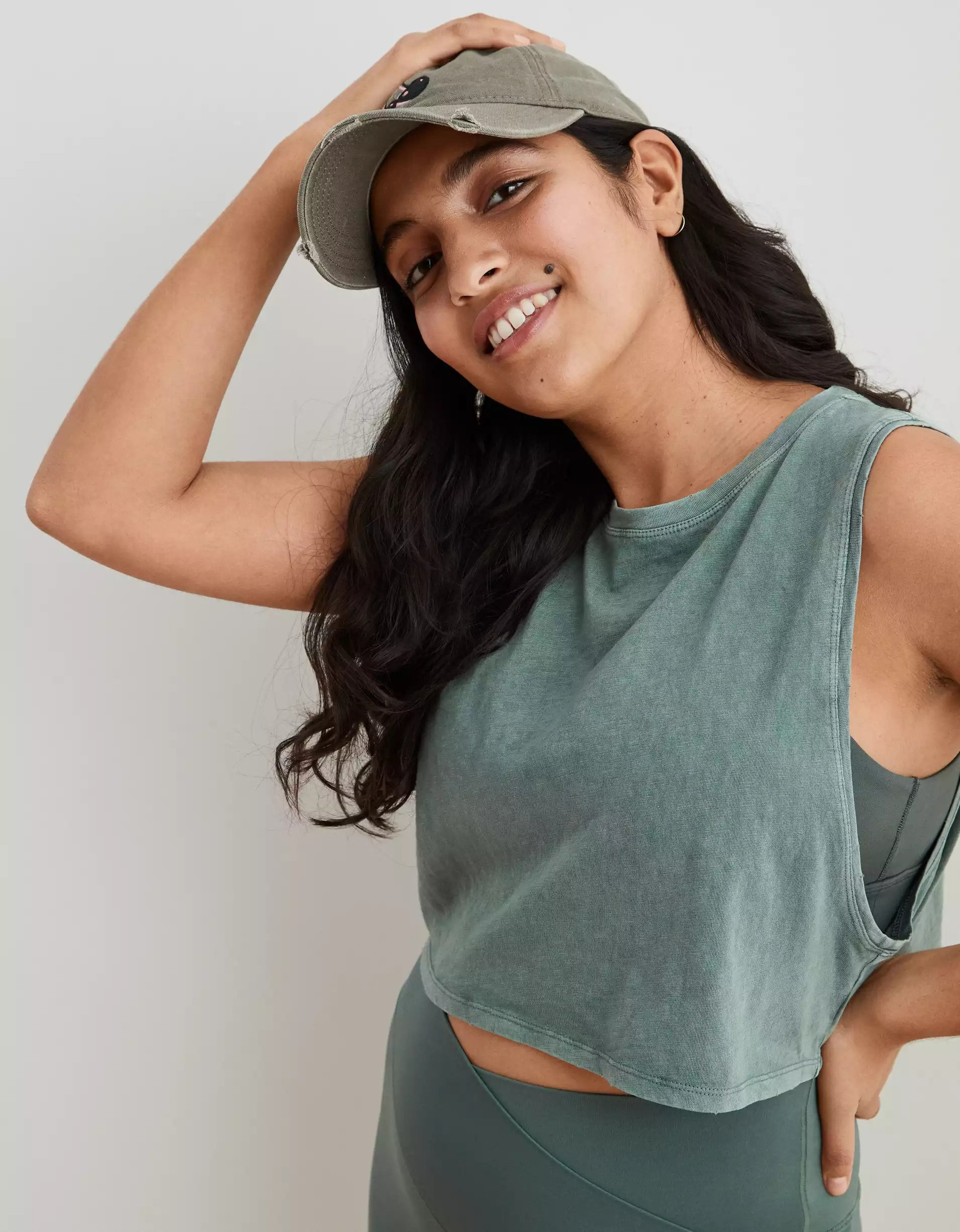 Aerie Cropped Tank