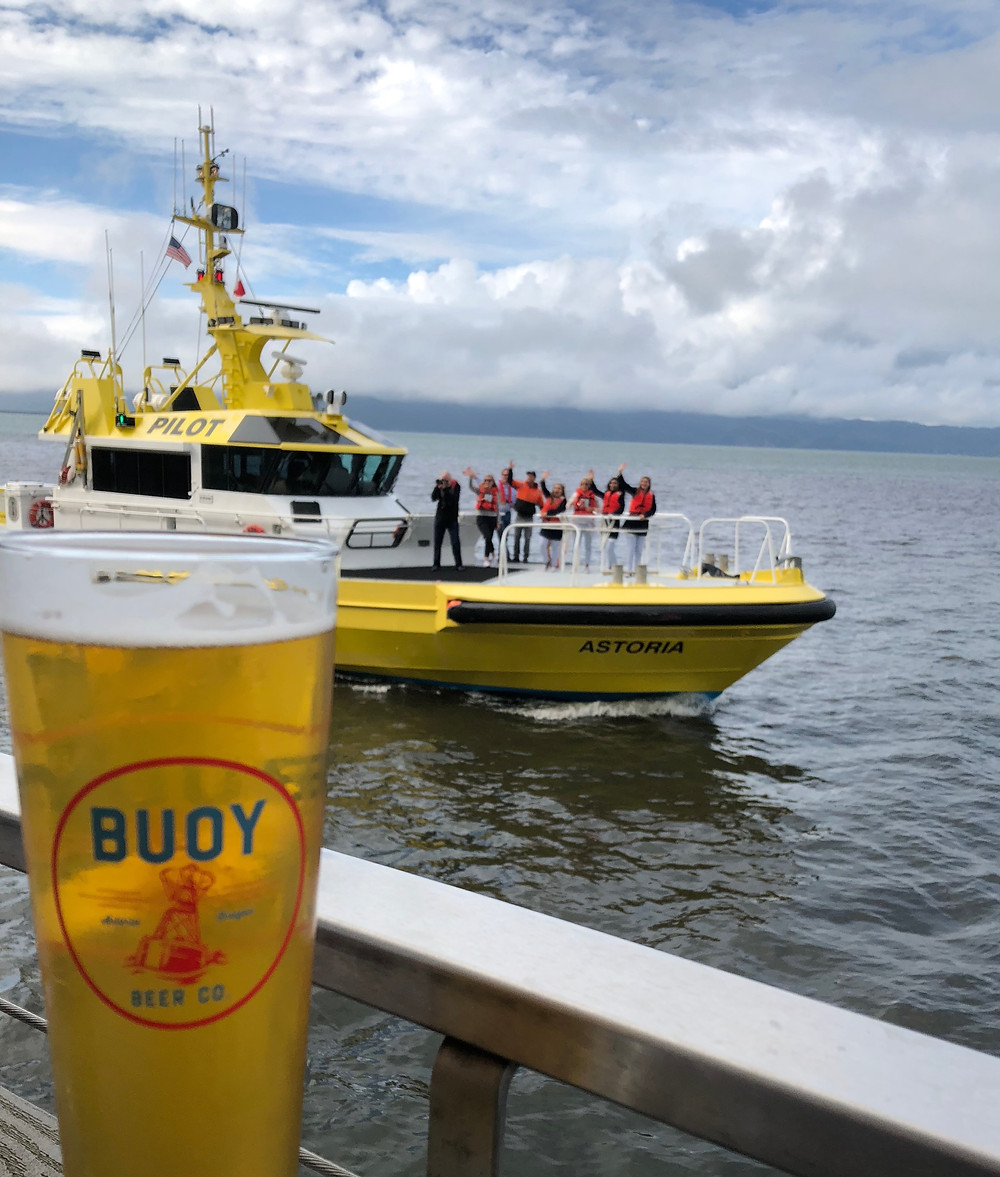 Buoy Beer Company | Sunburn in Seattle