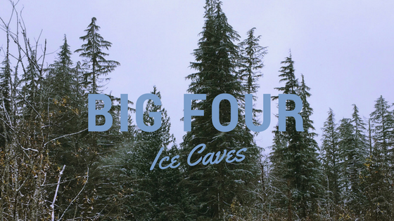Big Four Ice Caves Boardwalk | Sunburn in Seattle