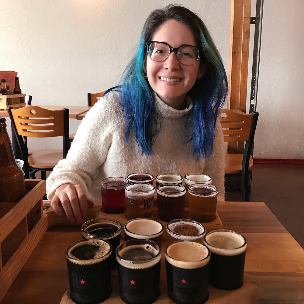 Rogue Brewery | Sunburn in Seattle