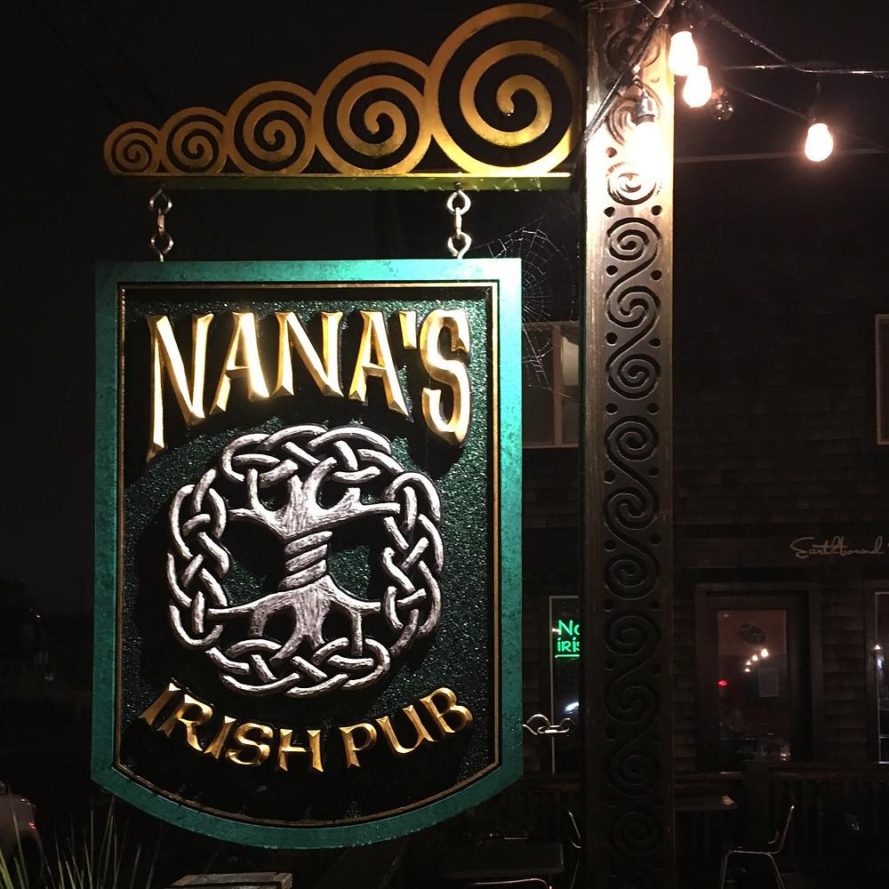 Nana's Irish Pub | Sunburn in Seattle