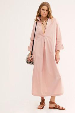 FP Eva Shirt Dress