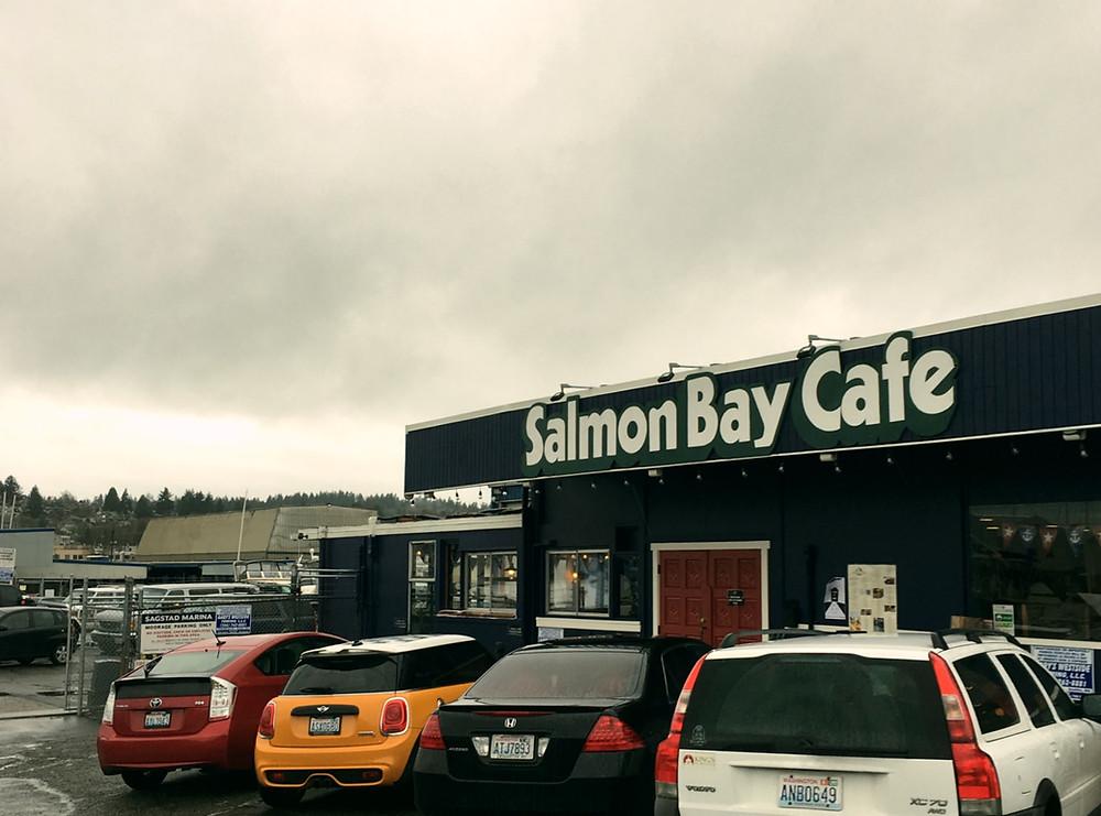 Salmon Bay Cafe | Sunburn in Seattle