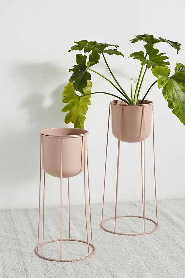 Anthro Celeste Plant Stand