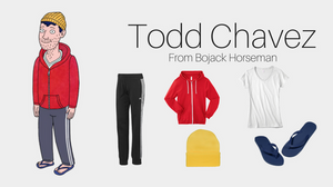 Todd Chavez Costume | Sunburn in Seattle