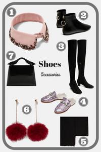Shoes & Accessories - Zara | Sunburn in Seattle