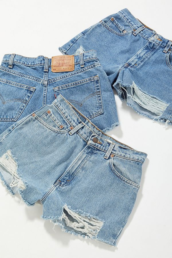 UO Levi's Slouchy Short
