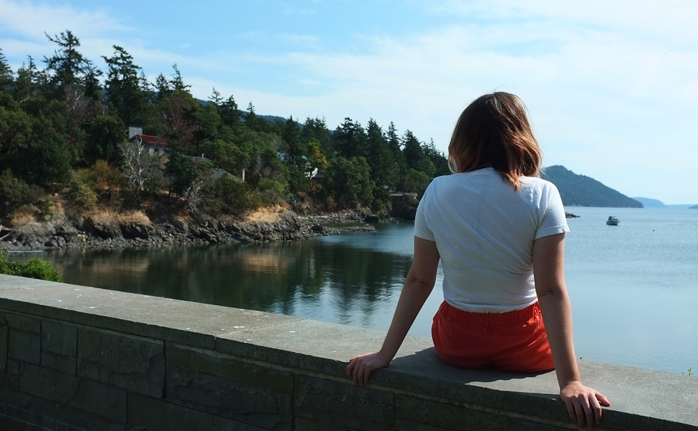 Water View in Eastsound - Orcas Island | Sunburn in Seattle
