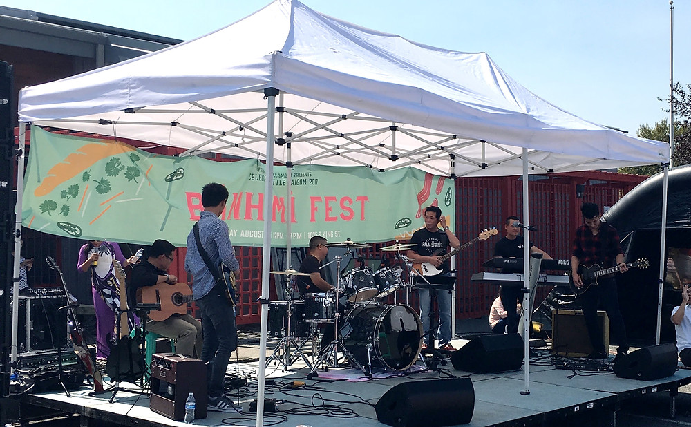 Banh Mi Fest - International District | Sunburn in Seattle