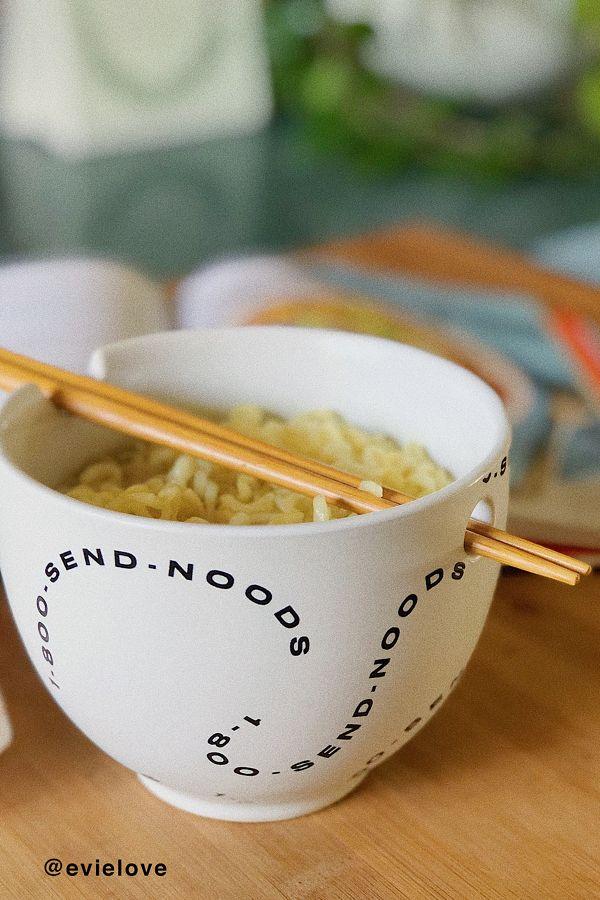 UO Noodle Bowl Set