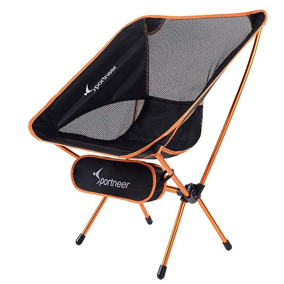 Portable Camping Chair | Sunburn in Seattle
