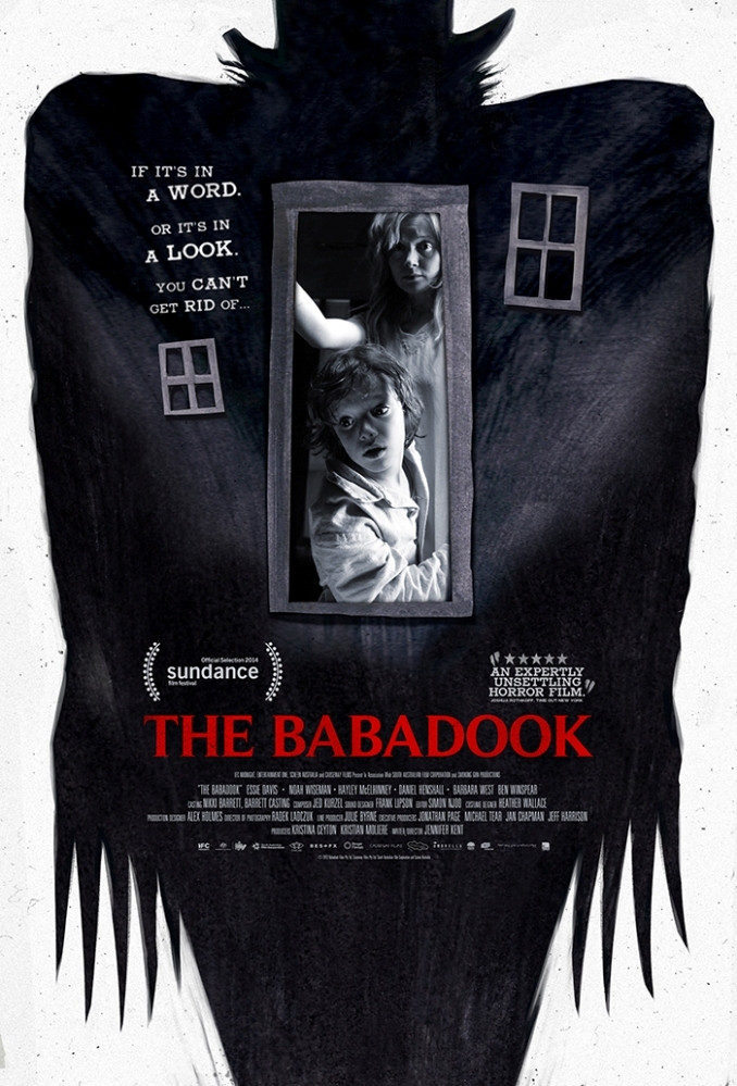 The Babadook | Sunburn in Seattle