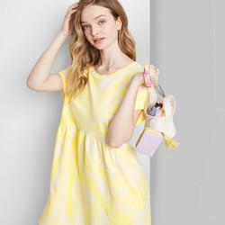 Target Tie-Dye Shirt Dress