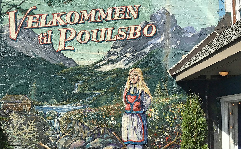 Welcome to Poulsbo | Sunburn in Seattle