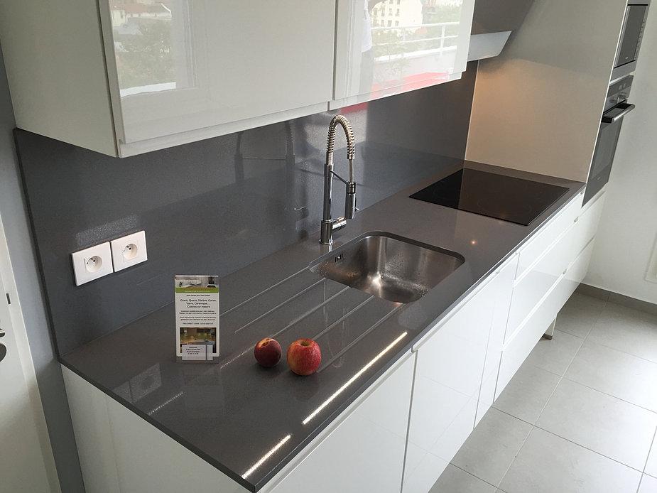 plan de travail granit quartz table en mabre paris essonne. Black Bedroom Furniture Sets. Home Design Ideas