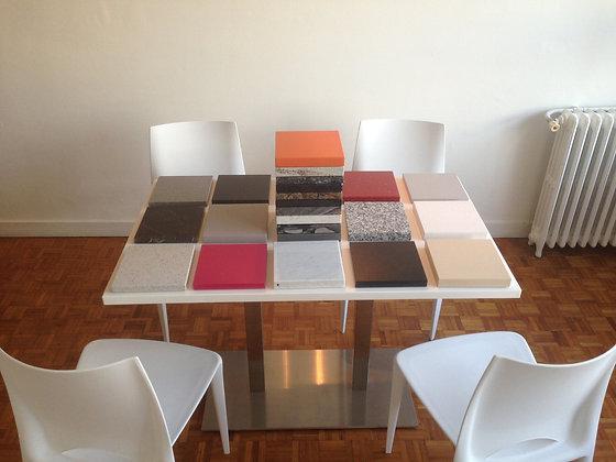 TABLE EN QUARTZ
