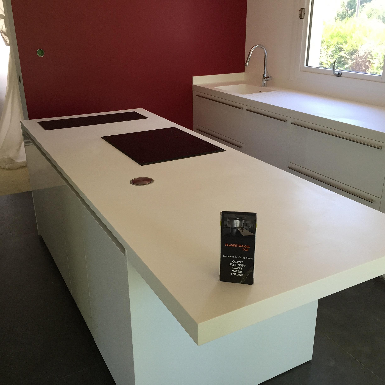matiere plan de travail corian. Black Bedroom Furniture Sets. Home Design Ideas