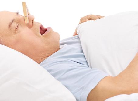 打鼾與睡眠呼吸中止的元兇(上)