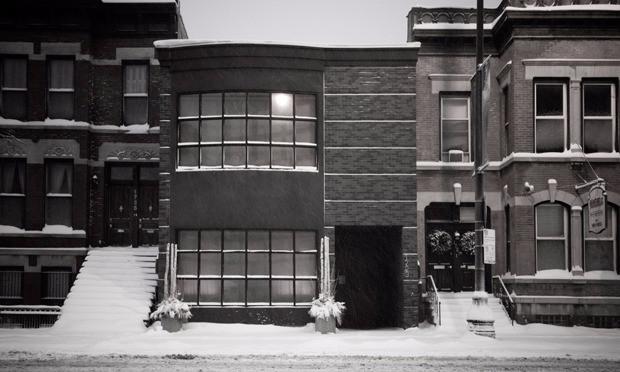 Alinea restaurant in Chicago, Illinois