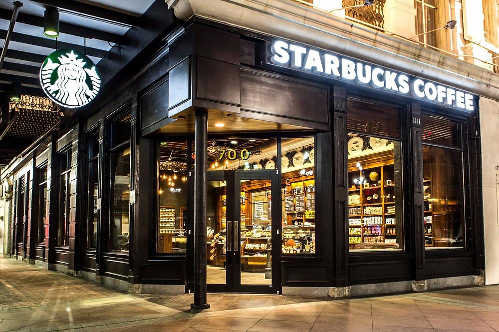 Starbucks store