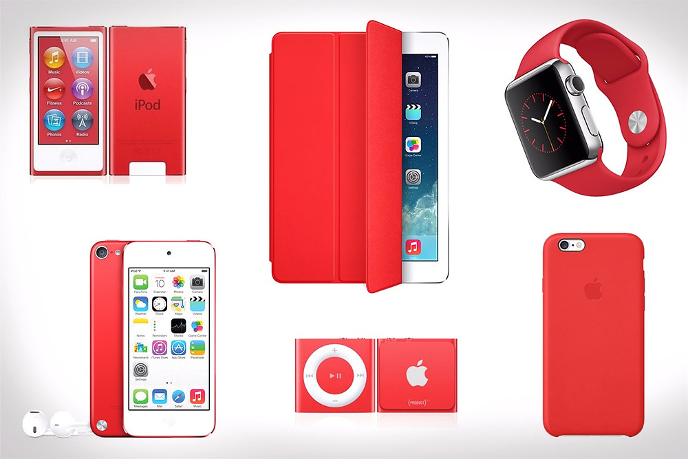 Apple Products to to help eliminate HIV/AIDS in Africa