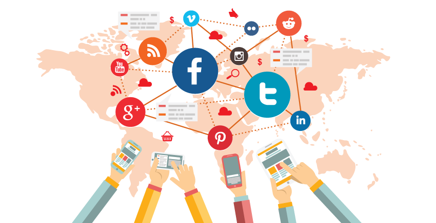 Digital Marketing is taking over the world