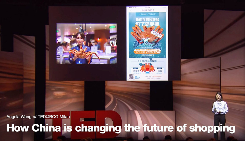 How China is changing the future of shopping - TED Talk