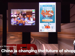 How China is changing the future of shopping