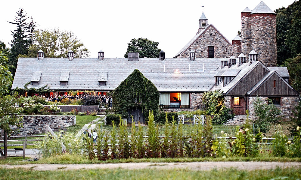 Blue Hill at Stone Barns Hudson Valley, New York, US