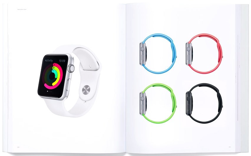 Apple's new book is as slick as its gadgets!
